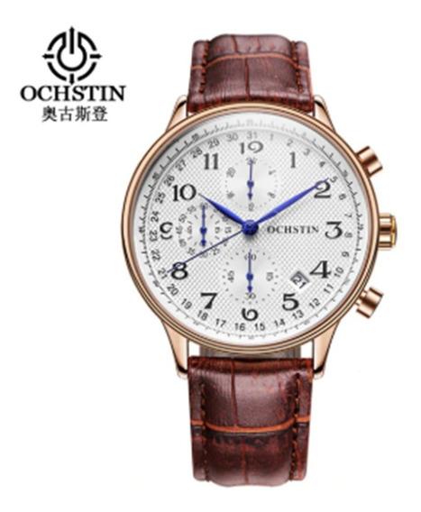 Relógio Esporte Masculino Ochstin, Modelo 6050/050c, Quartzo