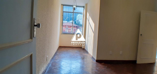Apartamento À Venda, 2 Quartos, Humaitá - Rio De Janeiro/rj - 25819
