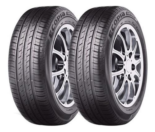 Imagen 1 de 9 de Kit X2 175/65 R14 Bridgestone Ecopia Ep150 82t