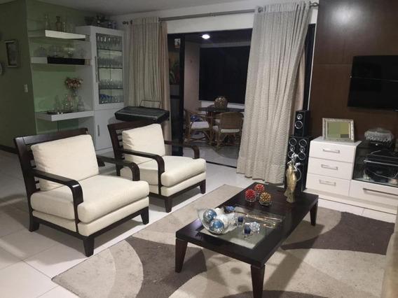 Apartamento Em Petrópolis, Natal/rn De 198m² 3 Quartos À Venda Por R$ 600.000,00 - Ap285271