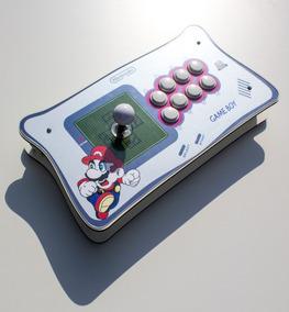 Controle Arcade Ps4/ps3/pc Zero Delay Manche Óptico