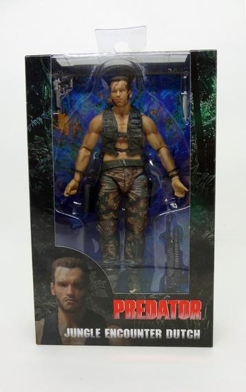 Predator 30th Anniversary - Jungle Encounter Dutch