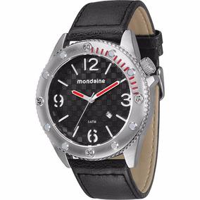 Relógio Mondaine Masculino 76411g0mgnh1 Original