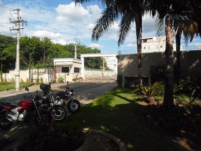 Apartamento Residencial À Venda, Parque São Lourenço, Indaiatuba. - Ap2270