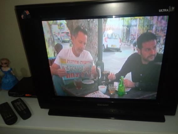 Tv 21 Semp Com Aparelho Digital Funcionando
