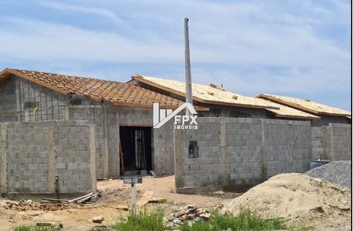 Casa Com Piscina Em Itanhaém, Lado Praia Ca264-f