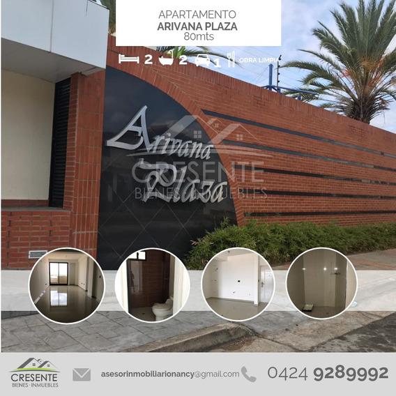 En Venta Apartamento En Arivana Plaza Obra Limpia