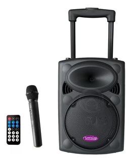 Parlante Bluetooth Portatil Bafle Winco W230 450w +microfono