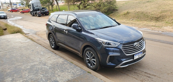 Hyundai Grand Santa Fé 2.2 Crdi Premium 7as Gps 2017