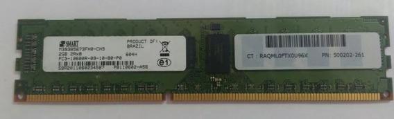 Memória Servidor Smart Ddr3 2gb Pc3-10600r Hp P/n 500202-261