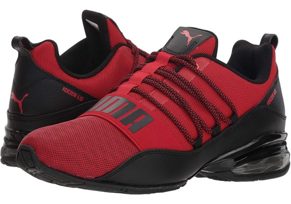 Puma Cell Regulate Krm Ribbon Red-puma Black 190379 04