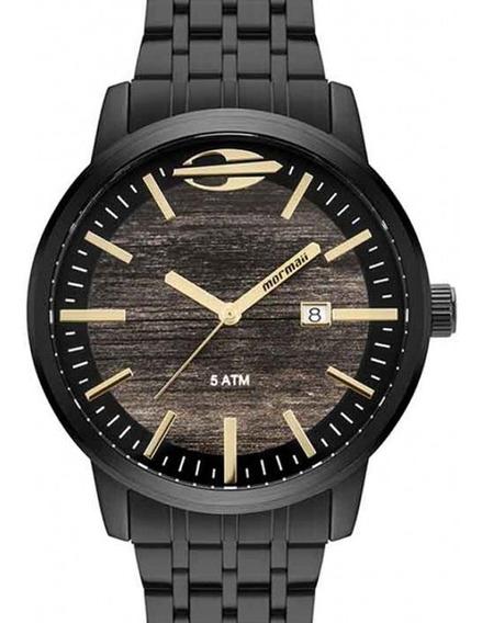 Relógio Mormaii Masculino Mo2115bf/4m, C/ Garantia E Nf