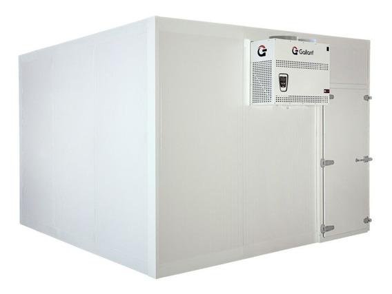 Câmara Fria Gallant Cmc4 Congelado Premium Com Plug-in 220v