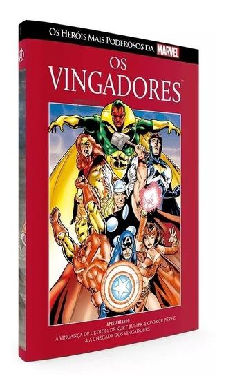 Coleção: Os Heróis Poderosos Da Marvel - Os Vingadores