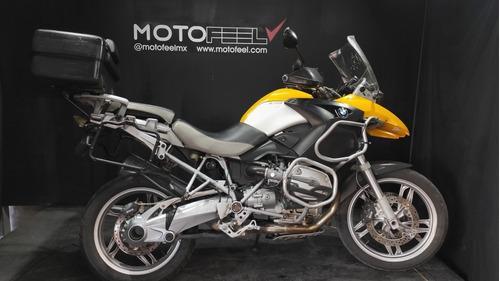 Imagen 1 de 11 de Motofeel Cdmx - Bmw R 1200gs @motofeelmx