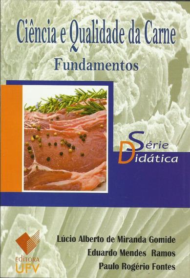 Ciência E Qualidade Da Carne - Série Didática