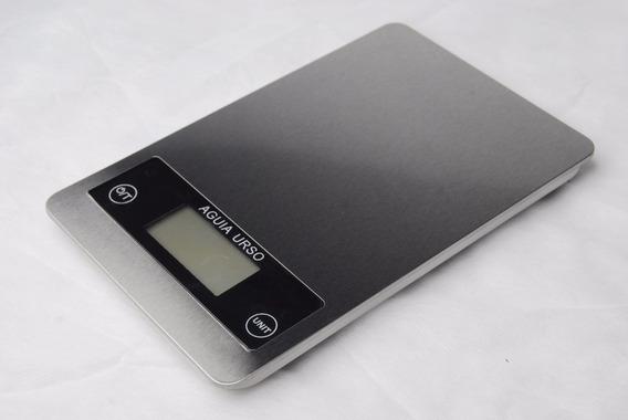 Mini Balança Digital De Precisão Cozinha C/relógio