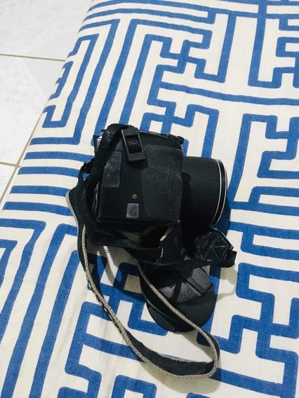 Câmera Fotográfica Fujifilm Hs10
