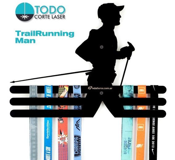 Medallero Trail Running Deportivo Man