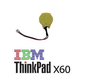 Pilha Bateria Cmos Ibm X60 X60s Thinkpad - Bios