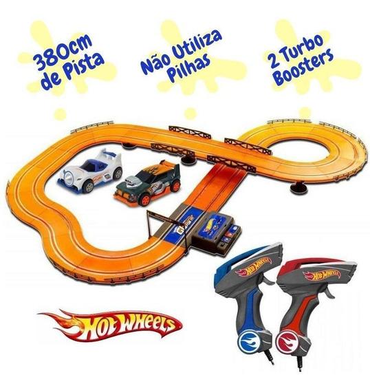 Autorama Hot Wheels Slot Car Track Set Pista 3,80m Multikids