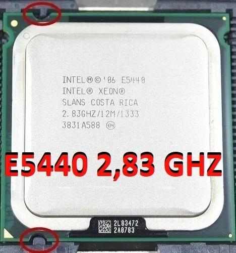 Processador Intel Xeon E5440 2,83 Ghz Semi Novo!!!