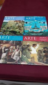 Kit Com 4 Livros De Artes - Mega Promoção
