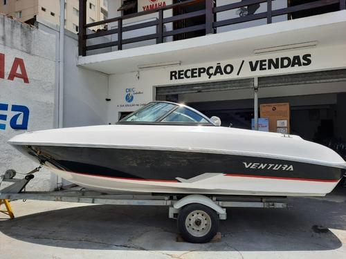 Ventura 180 + Motor 90hp 2t