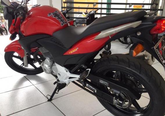 Honda Cb 300 2012 Vermelha