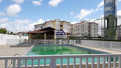 Apartamento Alamedas Do Norte Em Aracaju Com 2 Quartos