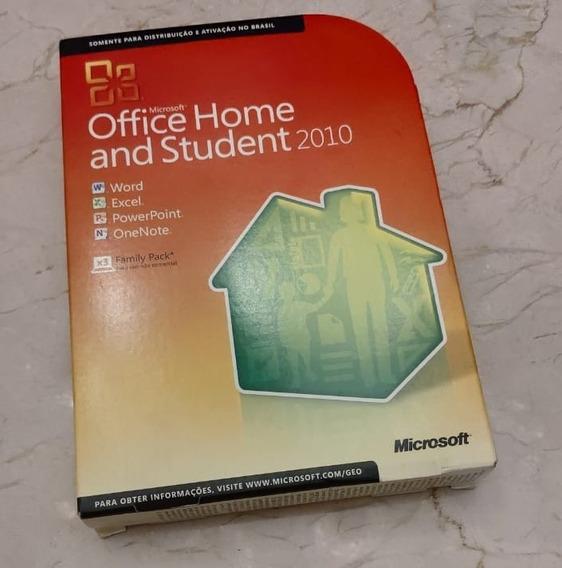 Microsoft Office Home And Studant 2010 (original)