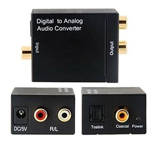 Convertidor De Audio Digital A Analogico Nuevo