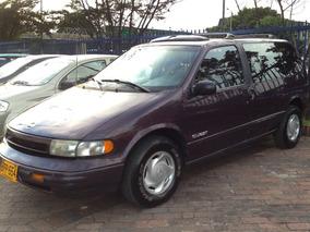 Nissan Quest Minivan Con Solo 80.000 Originales