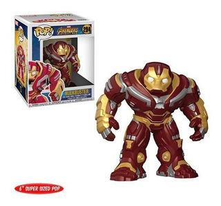 Funko Pop Avengers Infinity War Hulkbuster 6 #294 Nortoys