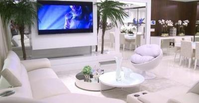Apartamento Para Venda Em Santo André, Vila Gilda, 4 Dormitórios, 3 Suítes, 4 Vagas - 5044