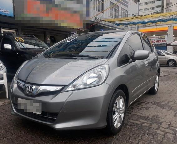 Honda Fit 1.4 Lx 2013 Automatica Impecavel