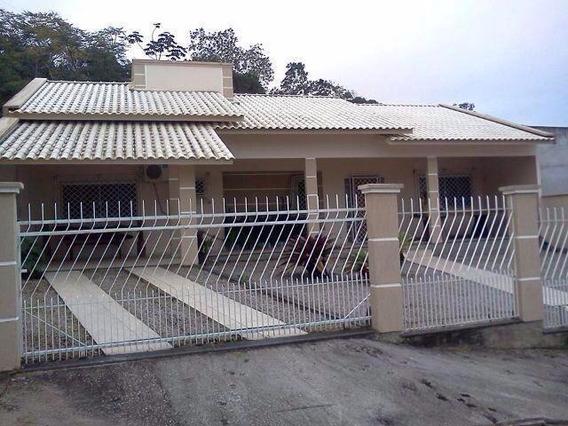 Casa Residencial À Venda, São Sebastião, Palhoça. - Ca0274