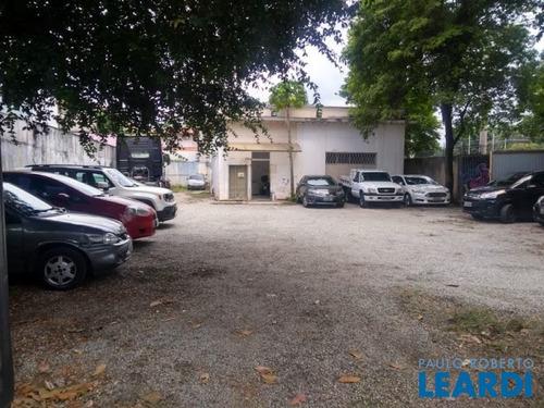 Terreno - Jardim Paulista  - Sp - 565936