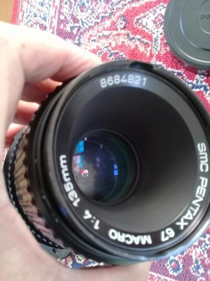 Smc Pentax 67 1:4 135mm Macro