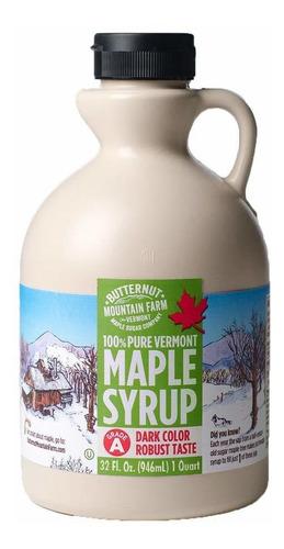 Butternut Mountain Farm Pure Vermont Maple Syrup, Grade A (p