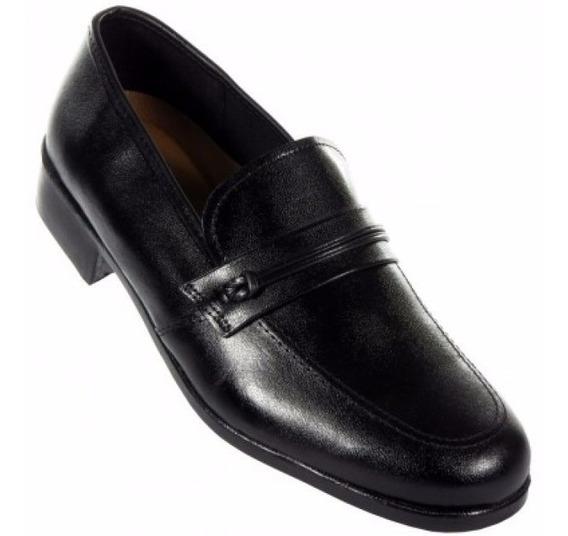 Sapato Masculino Touroflex 4061 Sem Cadarço