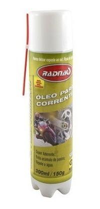 Oleo Para Corrente De Motos Radnag Aerosol