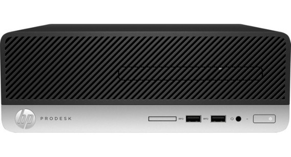 Hp Prodesk 400g5es Small Form Factor Pc - I5 8500, 4gb Ram