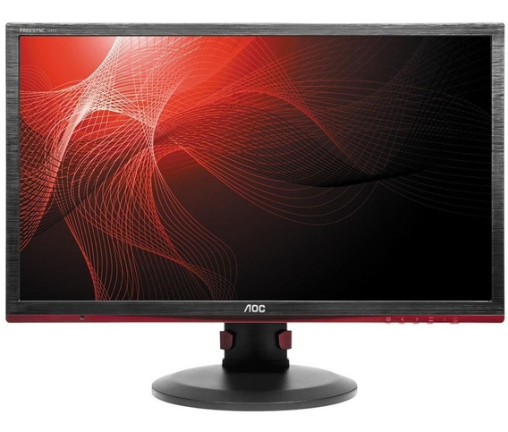 Monitor Gamer 144hz 1ms Aoc Led 24 G2460pf Freesync Dp 23.6