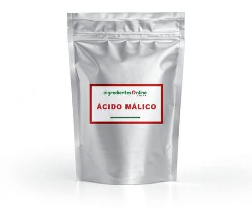 Ácido Málico - 100g - Ingredientes Online