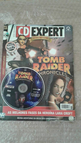 Tomb Raider Chronicles - Pc - Frete R$ 20