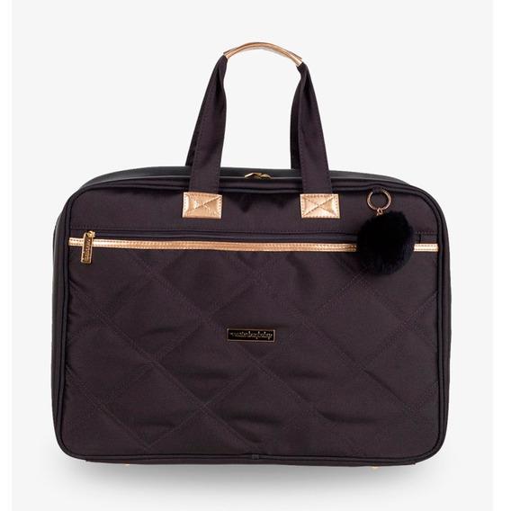 Mala De Viagem Mia - 49x37x18 Cm - Coleção Soho - Masterbag