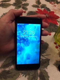 iPhone 7, 256gb, Cor Preta, Completo.