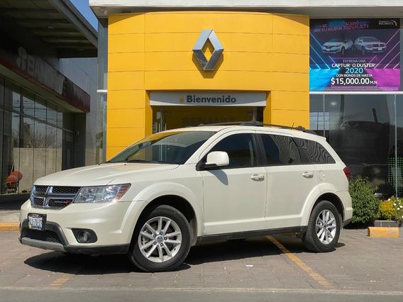 Dodge Journey Sxt Ta 2016 En Renault Cuautitlán