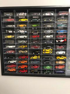 416 Miniaturas Escala 1/64 Hot Wheels, Matchbox E Outras